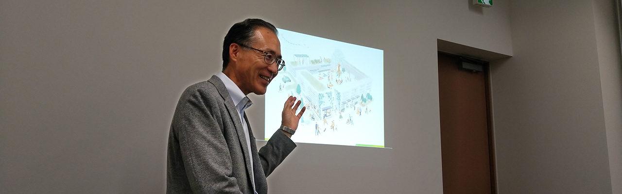 つくたま塾「北浦和にコミュニティを創る~コミューンときわの挑戦」の報告